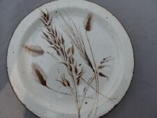 """Vintage Wedgewood Midwinter Ltd WILD OATS Stonehenge 6 1//2/"""" Coupe Cereal Bowl"""