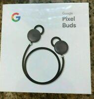 Google Pixel Buds Bluetooth Wireless Earbuds Headset - Just Black