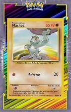 🌈Machoc - Set de Base Edition 2 - 52/102 - Carte Pokemon Neuve Française