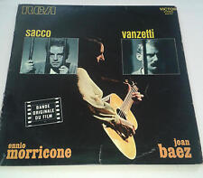 JDN 33T JOAN BAEZ MUSIQUE FILM SACCO VANZETTI - CARRY IT ON