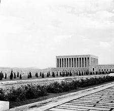 TURQUIE c. 1960 - Mausolée d'Atatürk Ankara -Négatif 6 x 6 - Tur 2