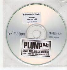(FF472) Plump DJs, Snake Eyes - 2008 DJ CD