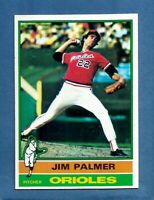 1976 Topps Jim Palmer Baltimore Orioles #450 MINT CONDITION & Well Centered!