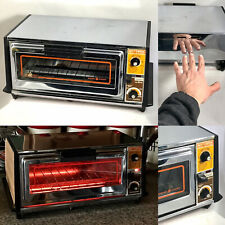 Vintage GE General Electric Toast N Broil Toaster Oven Tested 1970s Kitchen A++