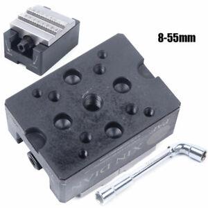 NEW CNC Self-centering Vise Fixture CNC Machining Tools HRC58 ° 8-55mm / 50-75mm