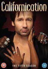 Californication - Season 5 [DVD], Very Good DVD, Evan Handler, Madeleine Martin,