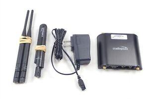 Cradlepoint IBR600LPE-VZ 3G/4G LTE COR Series Cellular Modem Hostpot Router