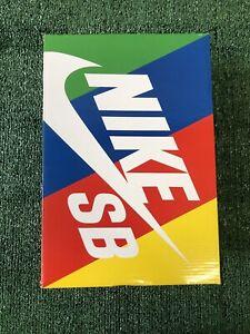 Nike SB Dunk Low Travis Scott Cactus Jack Size 11 CT5053-001 BOX ONLY !