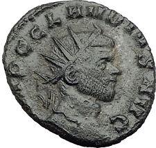 CLAUDIUS II Gothicus 268AD Rome Authentic Ancient Roman Coin Aequitas i63607