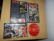 Jeux vidéo manuels inclus pour Arcade et Sega Saturn