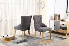 2 Chaises gris pour le salon