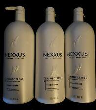 3x Nexxus Salon Hair Humectress Ultimate Moisture Conditioner, 44 oz each New
