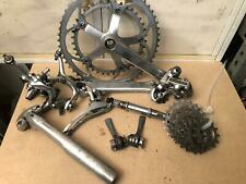 SHIMANO DURA ACE 7400 GROUPSET - NOT NOS or NIB - STOCK VERY GOOD CONDITIONS