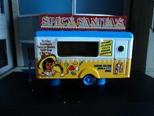 Oxford  Food  Trailer 1/87  HO    Spicy  Sanita's     diecast