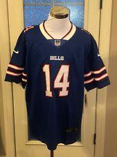 Buffalo Bills #14 Stefon Diggs Royal Blue Jersey