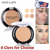 SACE LADY Concealer Full Cover Cream Facial Make Up Waterproof Foundation Beauty