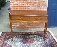 French Antique Mahogany Louis XV Sideboard