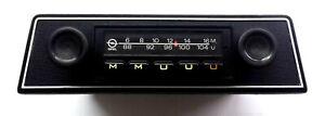 Oldtimer GRUNDIG Autoradio Sebring Super 2 OPEL Manta  70/80er Jahre