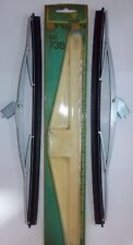 NSU PRINZ 1000 - 4 - 110 - 1200/ KIT LAMES D'ESSUIE-GLACE/ WIPER LAMES ENSEMBLE