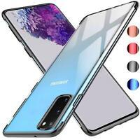 Slim Cover für Samsung Galaxy S20 Hülle Silikon Handy Tasche Schutzhülle Case