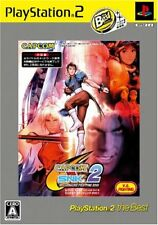 Used PS2 CAPCOM VS SNK 2 MILLIONAIRE FIGHTING 2001 SONY PLAYSTATION JAPAN IMPORT