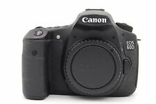 Canon EOS 60D 18.0MP Digital SLR Camera - Black (Body Only)