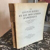 Viaggi E Scoperta I Inertito E Bucanieri D'America Carrefour 1930