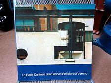 BANCA POPOLARE DI VERONA book Central Seat Bank ITALY banking OG