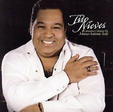 Tito Nieves Canciones Clasicas de Marco Antonio Solis CD New Nuevo Sealed