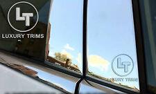 Chevy Malibu Stainless Steel Chrome Pillar Posts by Luxury Trims 2008-2012 (6pc)