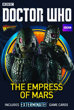 EMPRESS OF MARS  - DR WHO - WARLORD GAMES -  BBC  - SENT FIRST CLASS