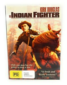 The Indian Fighter (DVD, 1955) Kirk Douglas All Regions Free Postage