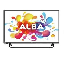 "ALBA 24"" Inch HD Ready Digital Freeview HD Channels LED TV - Black"