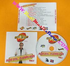 CD RADIO ZETA IN COMPILATION VOL.1 ANGELOTTO PINO FERRO no mc lp mc dvd vhs(C35)