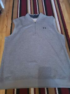 Under Armour Training Top Mens Xxl 2xl Muscle Gym
