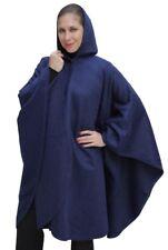 Alpaca Hooded Wool Cloak Cape