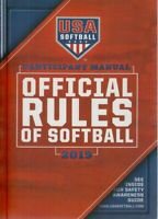 USA Softball Participant Manual Official Rules 2019
