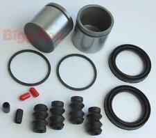 Jaguar X Type Front Brake Caliper Seal & Piston Repair Kit (2) BRKP71