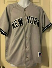 New York Yankees #55 Matsui Jersey Russell Athletics Geniune Merchandise Size M