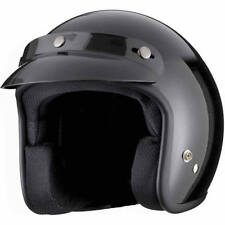 Open Face THH Helmets with Quick Release Fastening