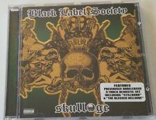 BLACK LABEL SOCIETY SKULLAGE CD ALBUM OTTIMO SPED GRATIS SU + ACQUISTI