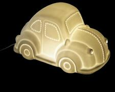 Beetle Style Car Child's Bedroom Side Table Lamp Light