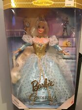 Barbie as Cinderella Collector Edition Doll NRFB