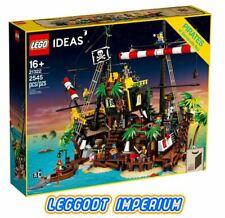 LEGO Ideas - Pirates of Barracuda Bay - Sealed 21322 FREE POST