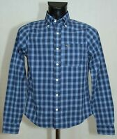 MENS Abercrombie & Fitch SHIRT LONG SLEEVE COTTON SIZE S VGC