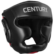 Century Drive Lightweight Full Face MMA Headgear - Red/Black