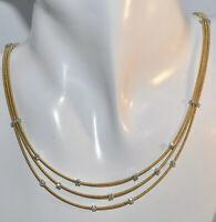 Marco Bicego Santorini Diamond Necklace 18k