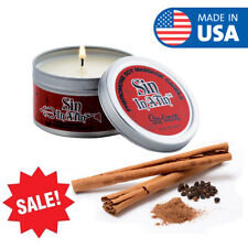 Pheromone Soy Massage Oil Candle Drip Scandal Women/Men Foreplay Attractant USA