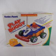 Vintage NOS Radio Shack Beginner Radio Controlled RC Car Play Buggy