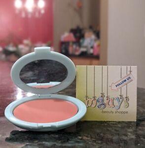 TARTE Sea Breezy Cream Blush Travel 2.5g / 0.08oz PEACH SUNSET - peachy pink NEW